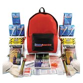 Grab N' Go Emergency Backpack Kit