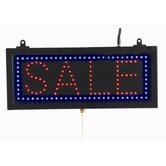 High Visibility LED Sign