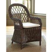 Rattan Living Arm Chair
