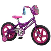 "Girl's 16"" Pizazz Road Bike"