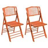 Coastal Chic Folding Chair (Set of 2)