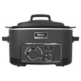 6-Quart Slow Cooking System