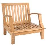 HiTeak Furniture Patio Lounge Chairs