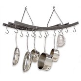 Premier Reversible Arch Hanging Pot Rack