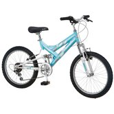 Girl's 20&quot; Chromium Mountain Bike