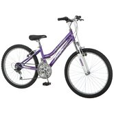 "Girl's 24"" Exploit Front Suspension Mountain Bike"