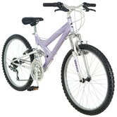 "Girls 24"" Chromium Bike"
