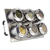 Cuisinox Spice Jars & Racks