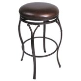 Lakeview 30&quot; Backless Bar Barstool in Brown