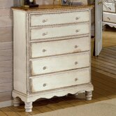 Wilshire 5 Drawer Chest