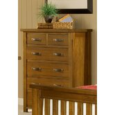 Outback 6 Drawer Chest