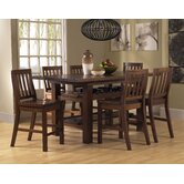 Outback 7 Piece Counter Height Dining Set