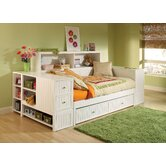 Cody Bookcase Daybed with Trundle