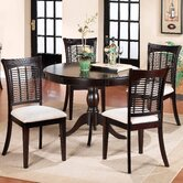 Bayberry 5 Piece Dining Set