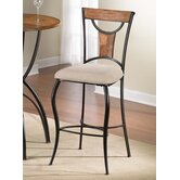 "Pacifico 30"" Non-Swivel Barstool"