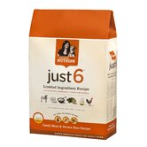 Just 6 Lamb and Rice Dry Dog Food
