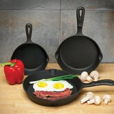 Universal Housewares Cast-Iron Cookware