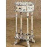 Blue Shores End Table