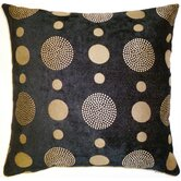 Versuvious Cushion in Charcoal
