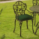 Ivy Dining Arm Chair with Cushion (Set of 2)
