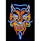 Devil Neon Sign