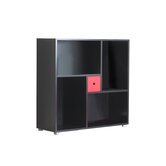 Blink Bookcase Cube in Black
