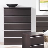 Tucson Bedroom 5 Drawer Chest