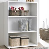 Cullen Bookcase in White