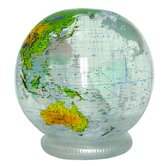 Topographical Globe (Set of 12)