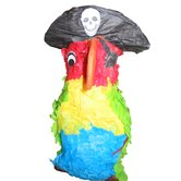 Polly Wanna Pinatas Pirate Parrot Bird Toy