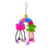 Calypso Creations Over The Rainbow Medium Bird Toy