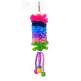 Calypso Creations Straw Stackers Medium Bird Toy