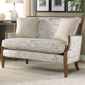 Nadia Settee Loveseat