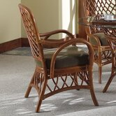 South Sea Rattan Dining Chairs