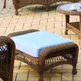 Savannah Ottoman with Cushion