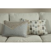 Pillow Talk Slate Acrylic Accent Pillow