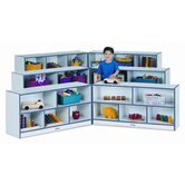 Toddler Fold-N-Lock Storage