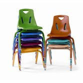 Berries Plastic Chair (Set of 6)