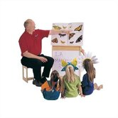 ThriftyKYDZ Big Book Easel - Write-n-Wipe