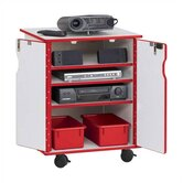 Jonti-Craft AV Carts