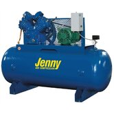 80 Gallon 7.5 HP Two Stage Electric Stationary Air Compressor