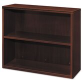 Attune Series Bookcase, 5 Shelves
