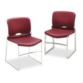 Olson Stacker Chair, Garnet, Four/Carton