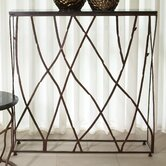 Global Views Sofa & Console Tables