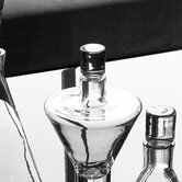 High Shoulder Decanter in Clear