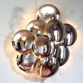 Orb Right Wall Sconce