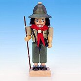 Green Uniform Cub Scout Nutcracker