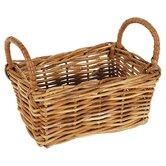 Eco-Friendly Rectangular Basket