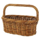 Eco-Friendly German Oval Basket