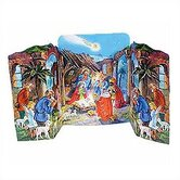 Standing Nativity Advent Calendar